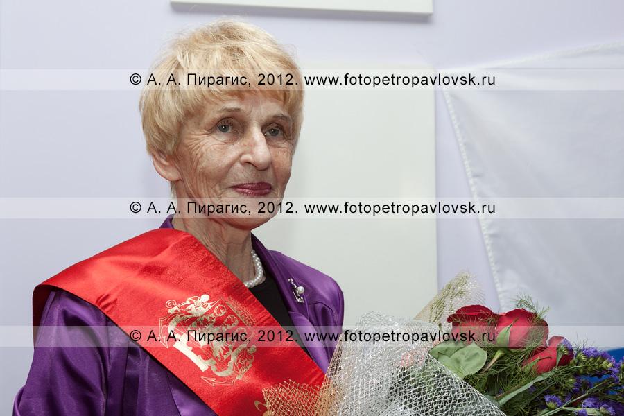 Фотография: Селянгина Светлана — новый почетный гражданин города Петропавловска-Камчатского