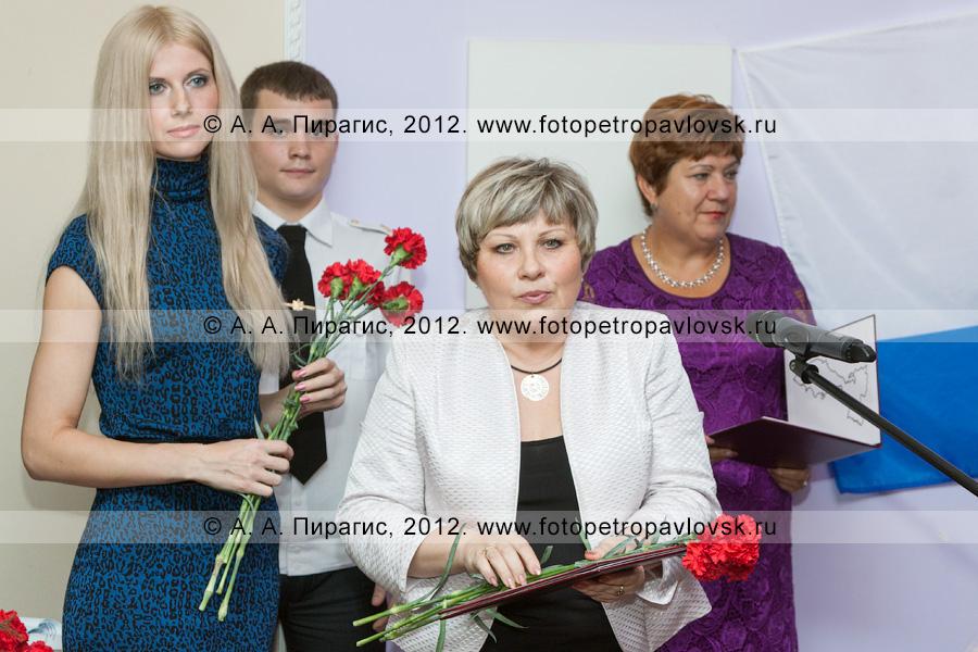 Фотография: заместитель председателя Правительства Камчатского края Унтилова Ирина