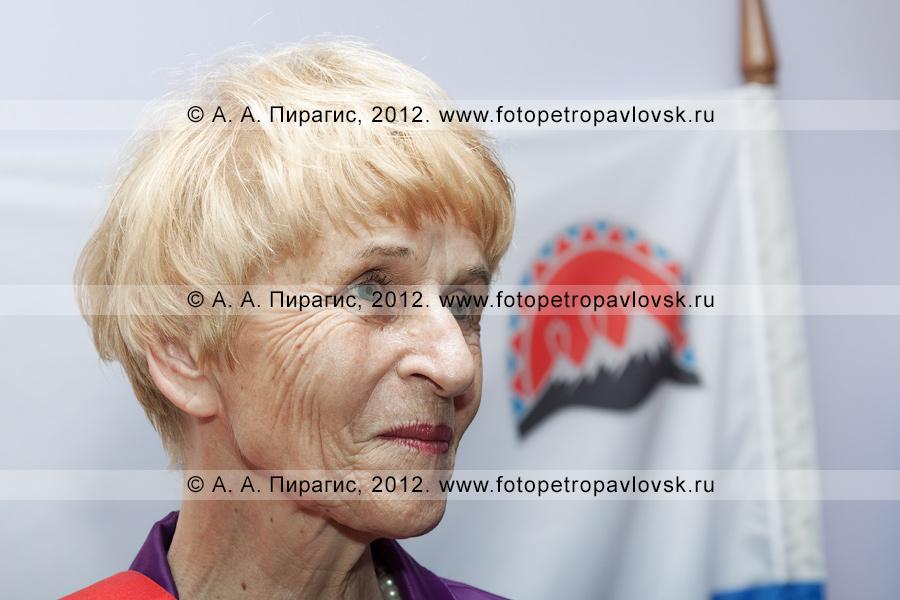 Фотография: Селянгина Светлана — почетный гражданин Петропавловска-Камчатского