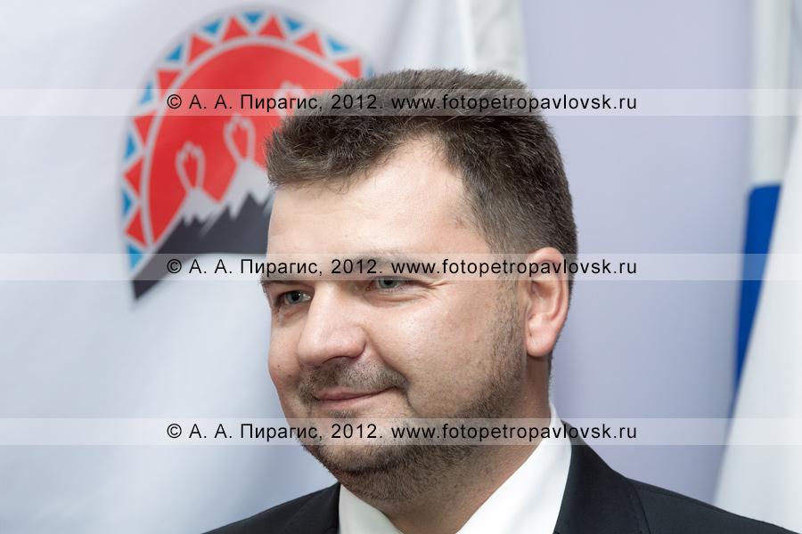 Фотография: Алексеев Алексей — глава администрации Петропавловск-Камчатского городского округа