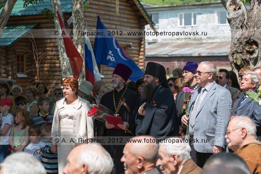 Фотография: митинг 22 июня, в День памяти и скорби. Сквер Свободы, город Петропавловск-Камчатский, Камчатский край