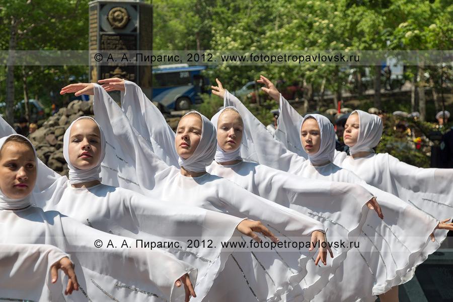 Фотография: 22 июня, День памяти и скорби. Сквер Свободы в столице Камчатского края