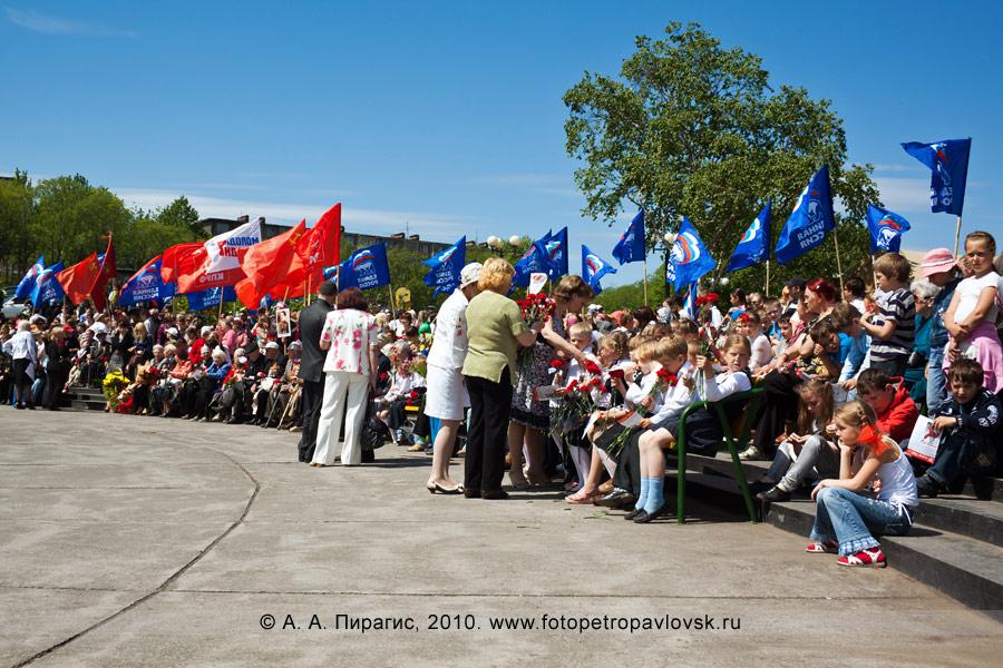 Фотография: 22 июня — День памяти и скорби в Петропавловске-Камчатском
