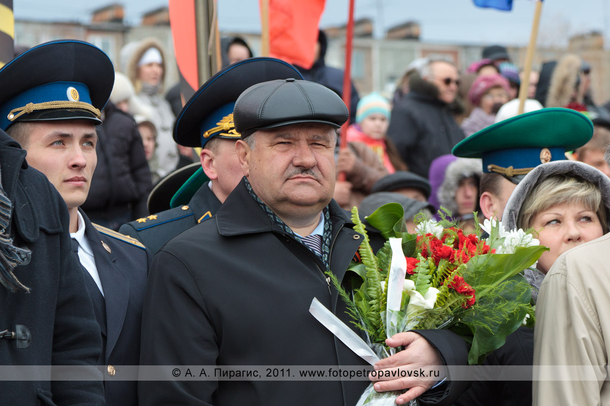 Фотография: Иван Данкулинец — председатель Городской думы Петропавловска-Камчатского