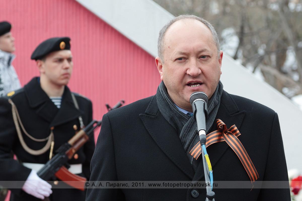 Фотография: Владимир Илюхин— губернатор Камчатского края, председатель Правительства Камчатского края