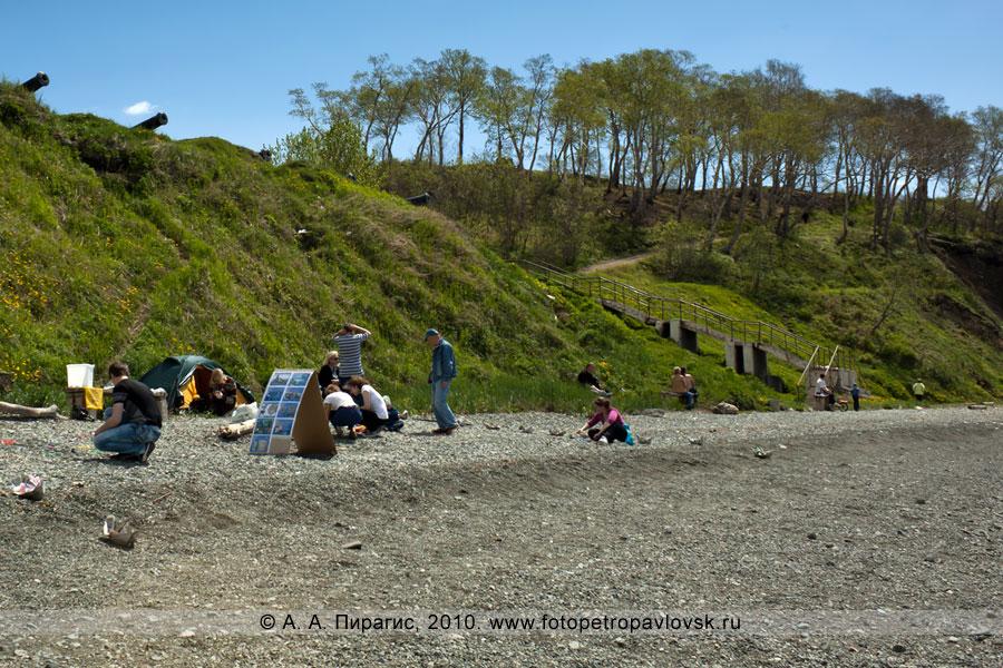 """Фотография: """"Арт-Пляж"""" на Камчатке (к Всемирному дню океанов)"""