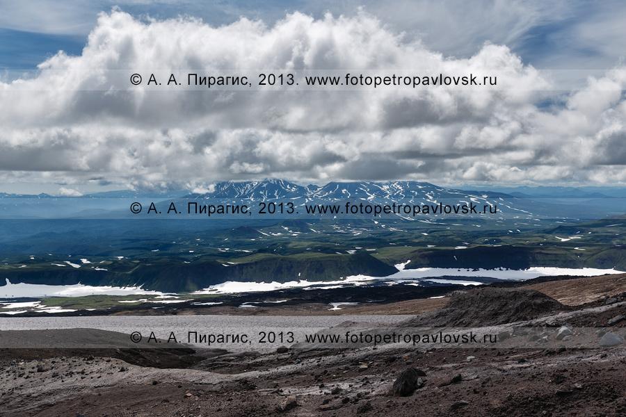 Фотография: камчатский пейзаж — Асачинский горный массив. Полуостров Камчатка