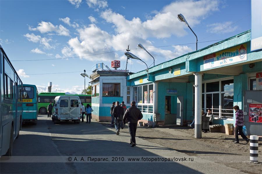 Фотография: автостанция, Камчатский край, город Петропавловск-Камчатский, проспект Победы