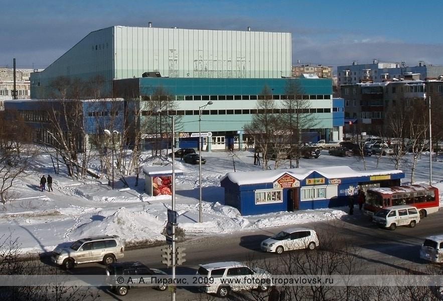 Фотография: бассейн на 9-м километре, Петропавловск-Камчатский, проспект Победы, 6