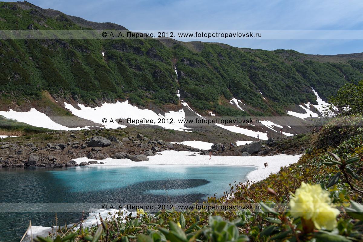 Фотография: Голубые озера — комплексный памятник природы Камчатки