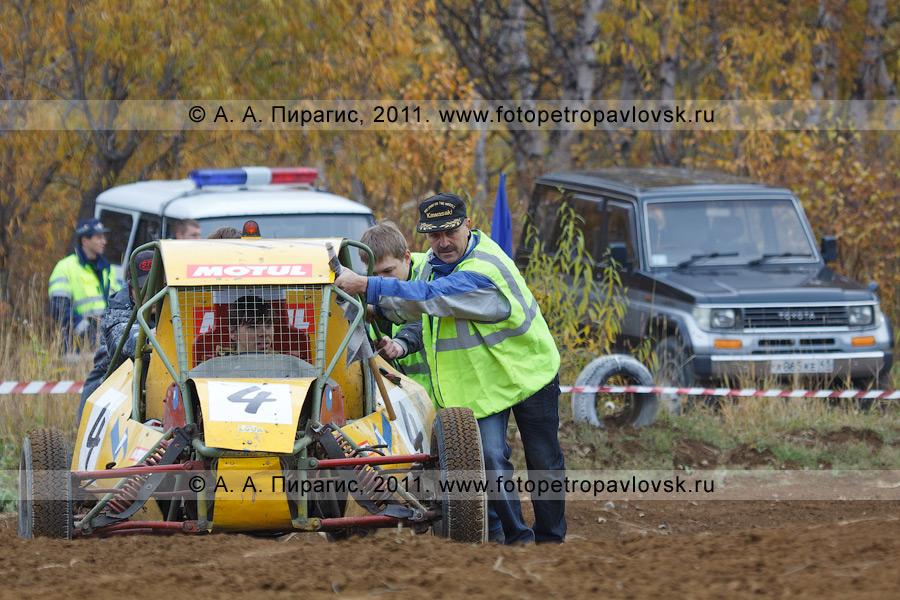 Фотография: баггикросс в городе Елизово. Соревнования по автомотоспорту в Камчатском крае