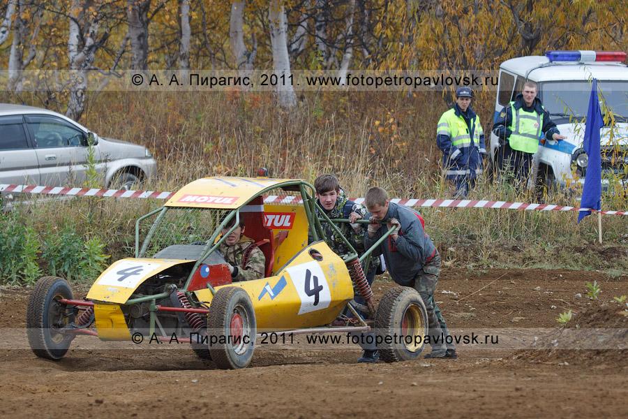 Фотография: багги. Соревнования по автомобильному спорту — баггикроссу на Камчатке (город Елизово)