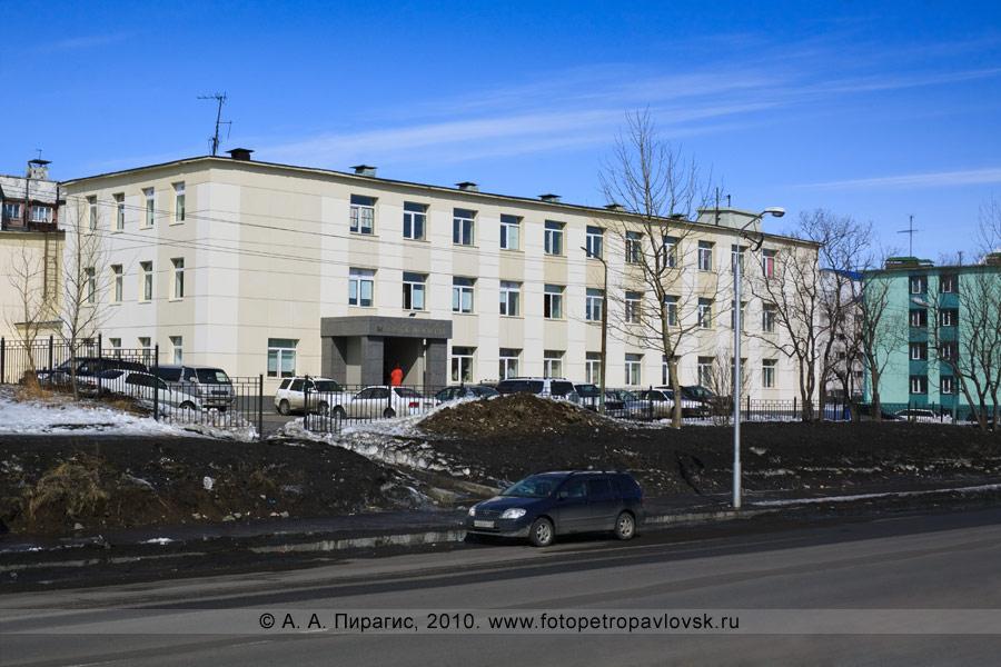Фотография: Камчатский колледж искусств (Камчатское музыкальное училище) в городе Петропавловске-Камчатском