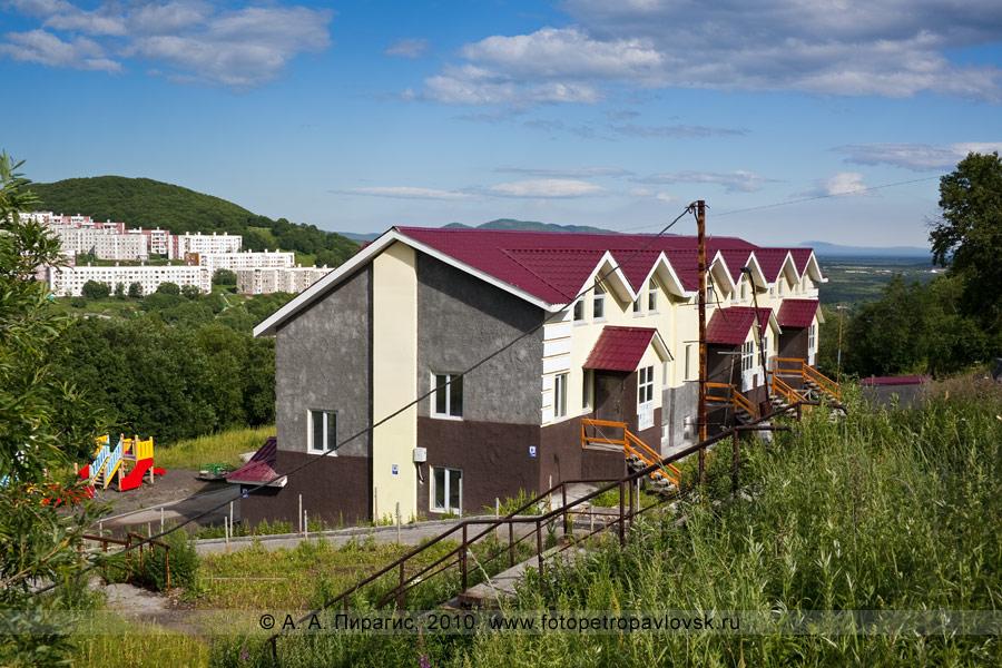 Фотография: новый коттедж в городе Петропавловске-Камчатском на Туристическом проезде (4-й километр)