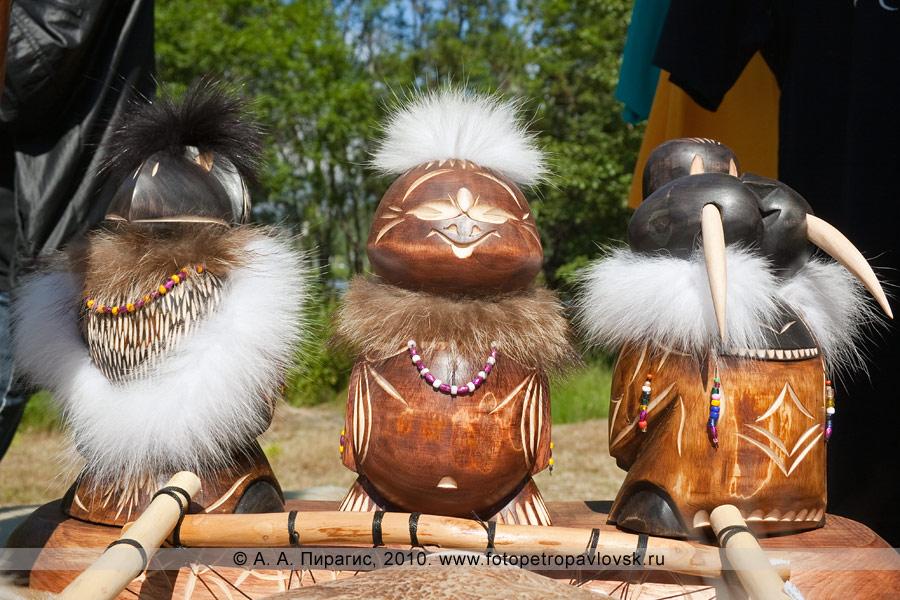 Фотография: камчатский сувенир. Празднование Международного дня коренных малочисленных народов мира на Камчатке