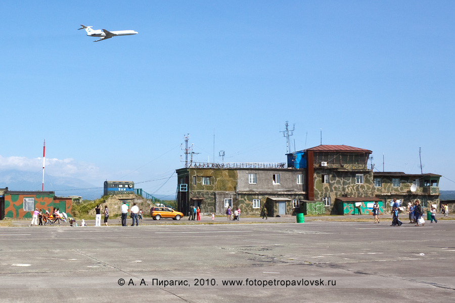 Фотография: Полуостров Камчатка — День Военно-воздушных сил РФ: военный аэродром в Елизово (Камчатка)