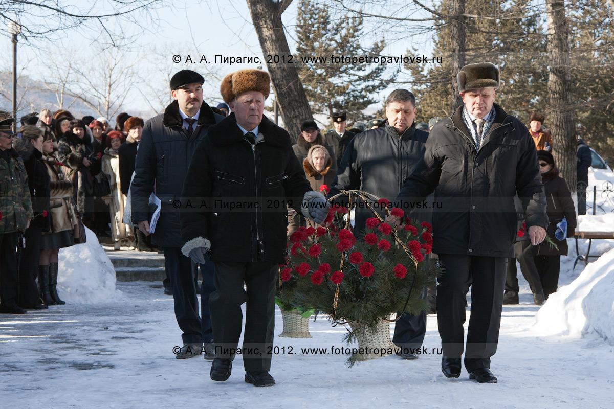 Фотография торжественная церемония