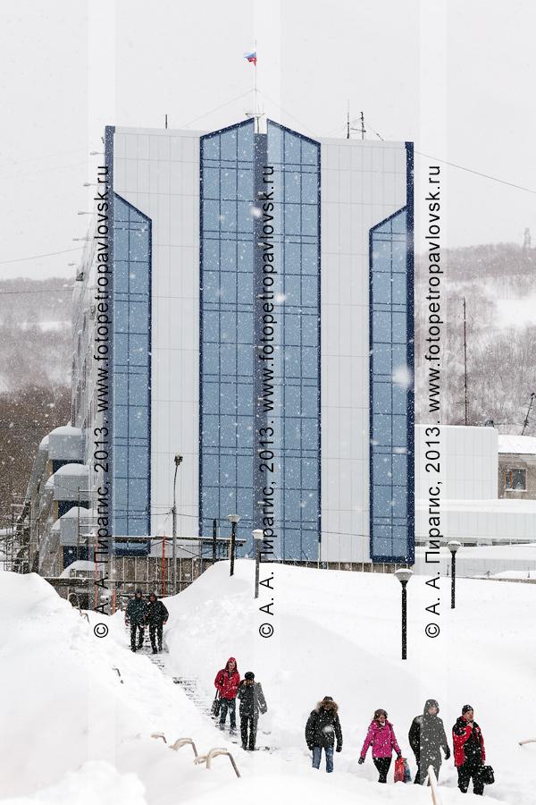 Фотография: Управление Федеральной службы безопасности России по Камчатскому краю (Петропавловск-Камчатский)