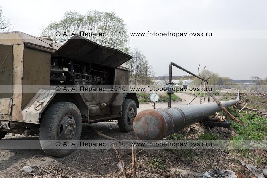 Фотография: камчатский газопровод: Соболево — Петропавловск-Камчатский