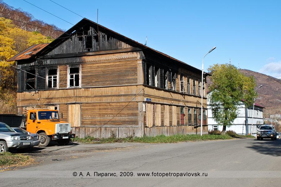 Исторический центр: Петропавловск-Камчатский, улица Красинцев, 15