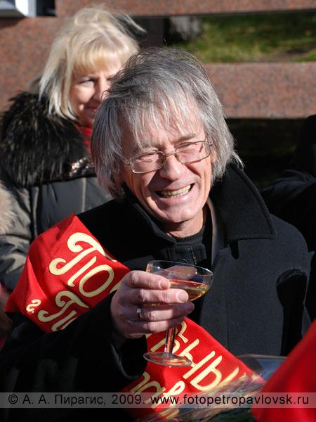 Кравченко Валерий Трофимович — почетный гражданин города Петропавловска-Камчатского