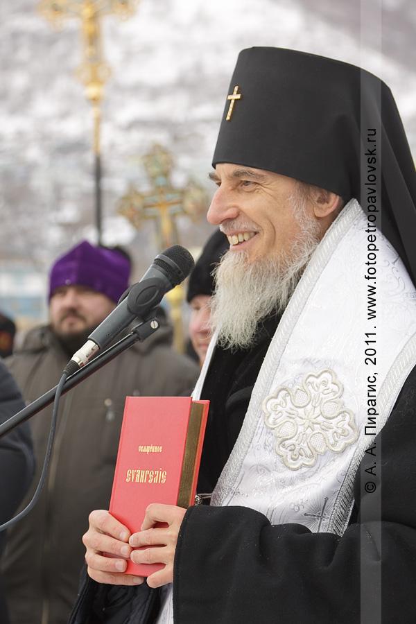 Фотография: Рождество Христово. Архиепископ Петропавловский и Камчатский Игнатий