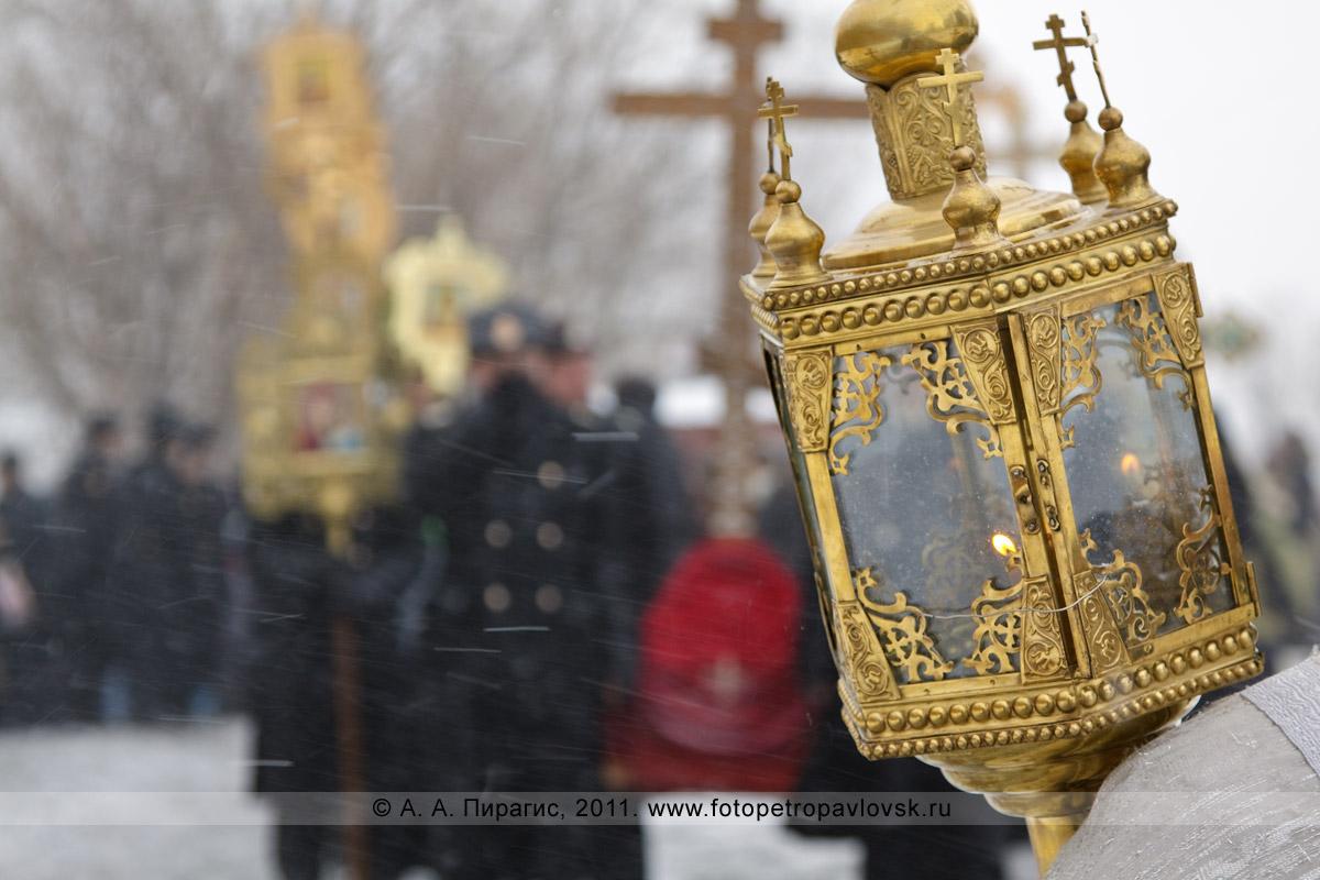 Фотография: Рождественский крестный ход в городе Петропавловске-Камчатском