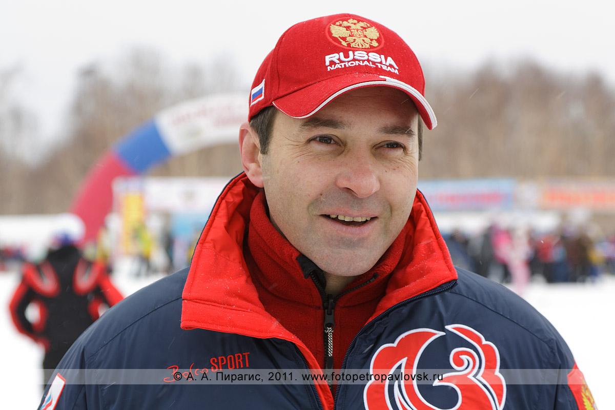 Фотография: Кузьмицкий Алексей Алексеевич — губернатор Камчатского края, председатель Правительства Камчатского края