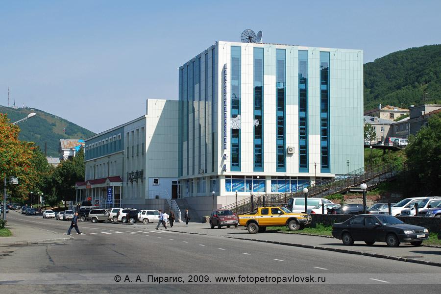 Дом быта, Дом дружбы, улица Ленинская, 46 в Петропавловске-Камчатском