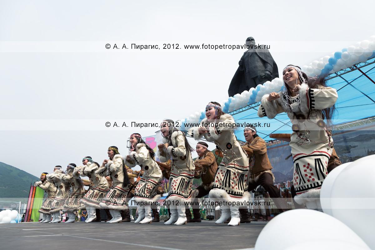 """Фотография: """"Мэнго"""" — Государственный академический корякский национальный ансамбль танца. Камчатка"""