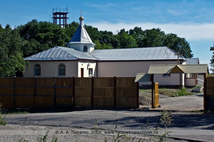 Фотография: Камчатский Свято-Пантелеимонов мужской монастырь