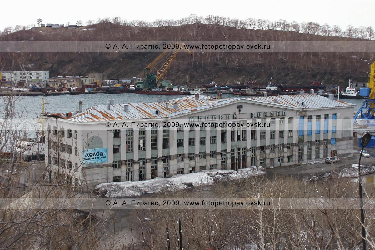 Морской вокзал в Петропавловске-Камчатском