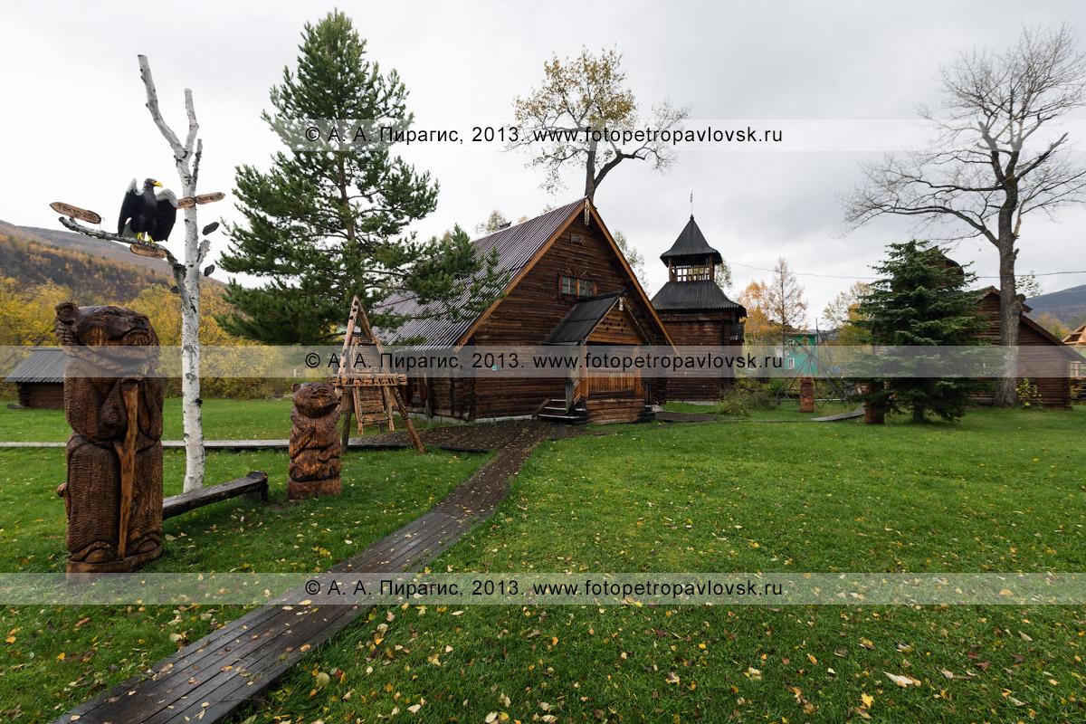 Фотография: Быстринский районный этнографический музей. Село Эссо, Быстринский район, Камчатский край