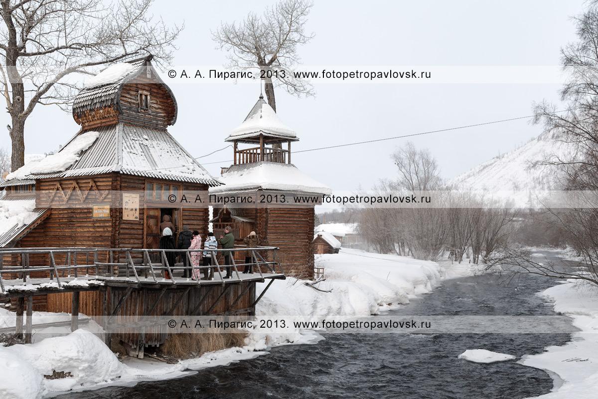 Фотография: Быстринский этнографический музей. Село Эссо, Быстринский район, Камчатский край