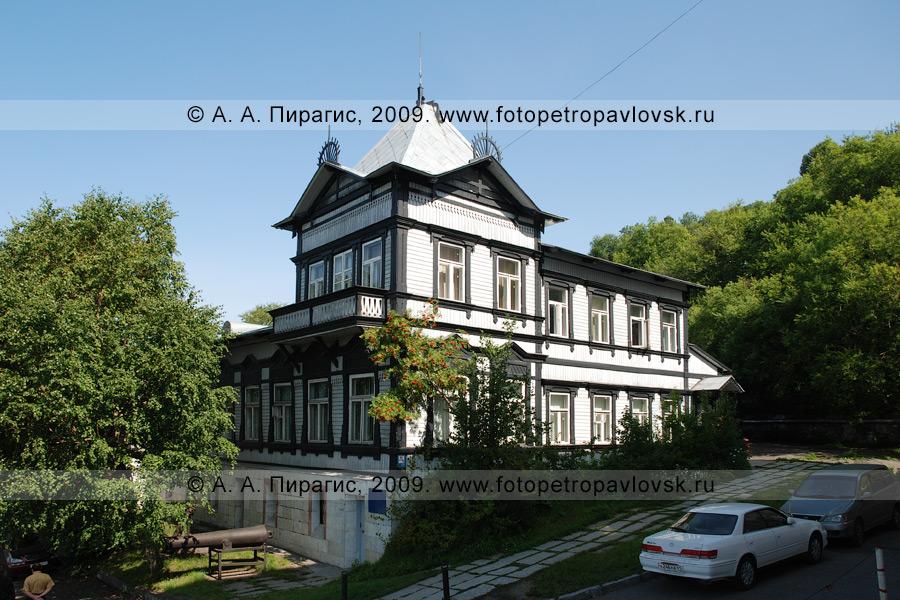 Камчатский краевой объединенный музей (бывший Камчатский областной краеведческий музей)