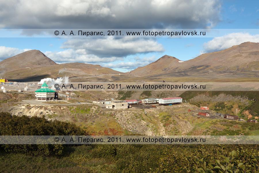 Фотография: Мутновское месторождение парогидротерм. Камчатский край