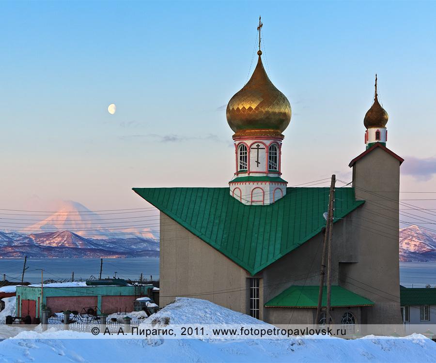 Фотография: собор святых апостолов Петра и Павла, город Петропавловск-Камчатский