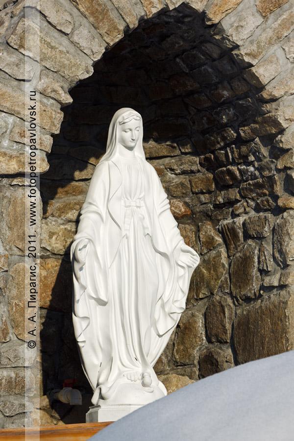 Фотография: Святая Тереза. Римско-католический приход Святой Терезы. Петропавловск-Камчатский