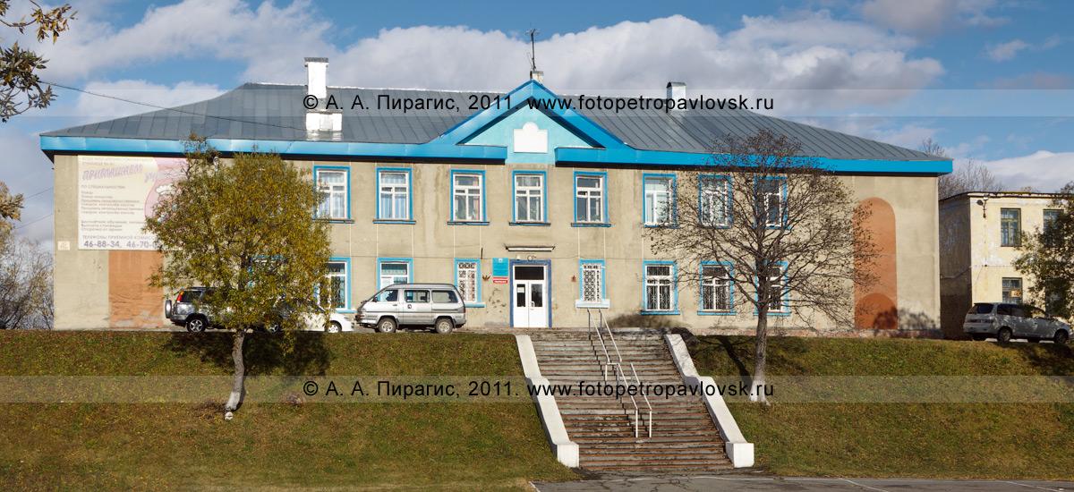 Фотография: Профессиональное училище № 4 (ПУ № 4), город Петропавловск-Камчатский, улица Зеркальная, 48