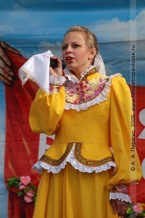 """Фотография: народный фольклорный ансамбль """"Родные напевы"""""""