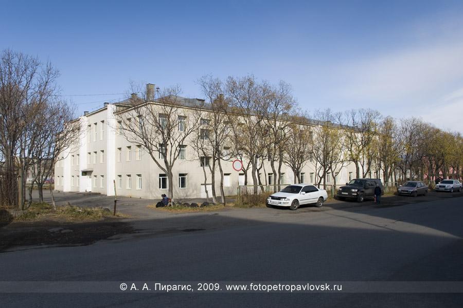 Школа № 43, Петропавловск-Камчатский, улица Ватутина, 1а