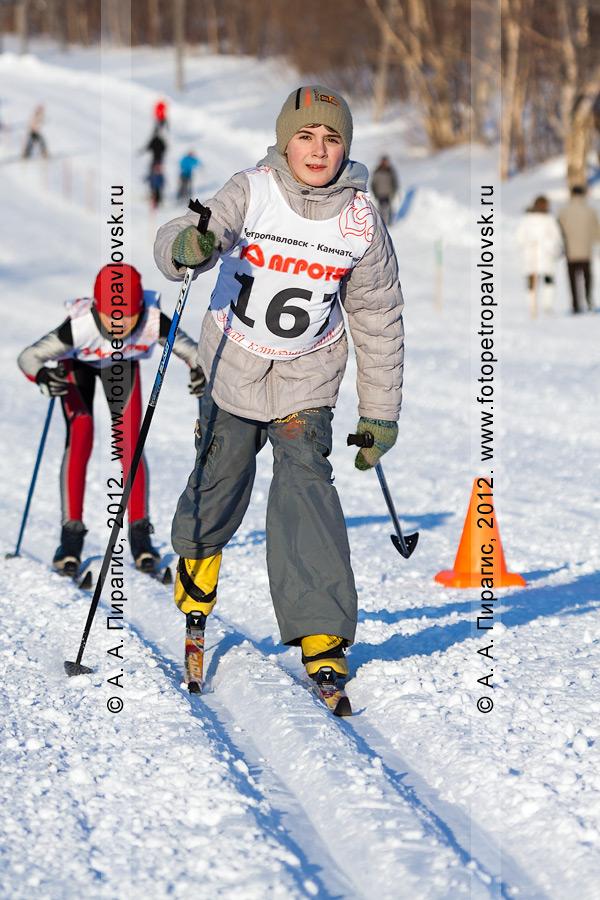 Отдых на лыжной базе - Омутнинские Вести