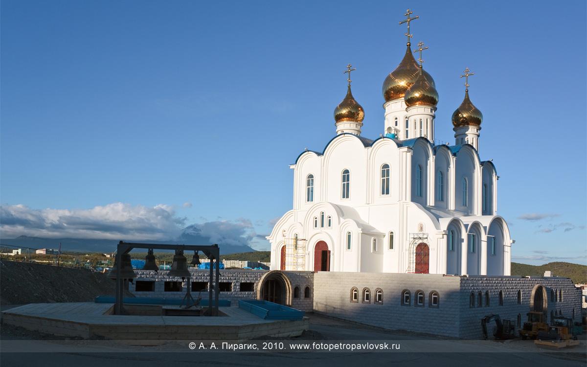 Фотография: собор Святой Живоначальной Троицы, город Петропавловск-Камчатский