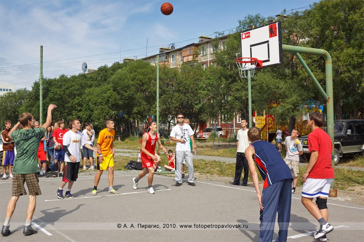 """Фотография: первый кубок Камчатского края по уличному баскетболу """"Камчатка. Стритбаскет"""" (Петропавловск-Камчатский)"""
