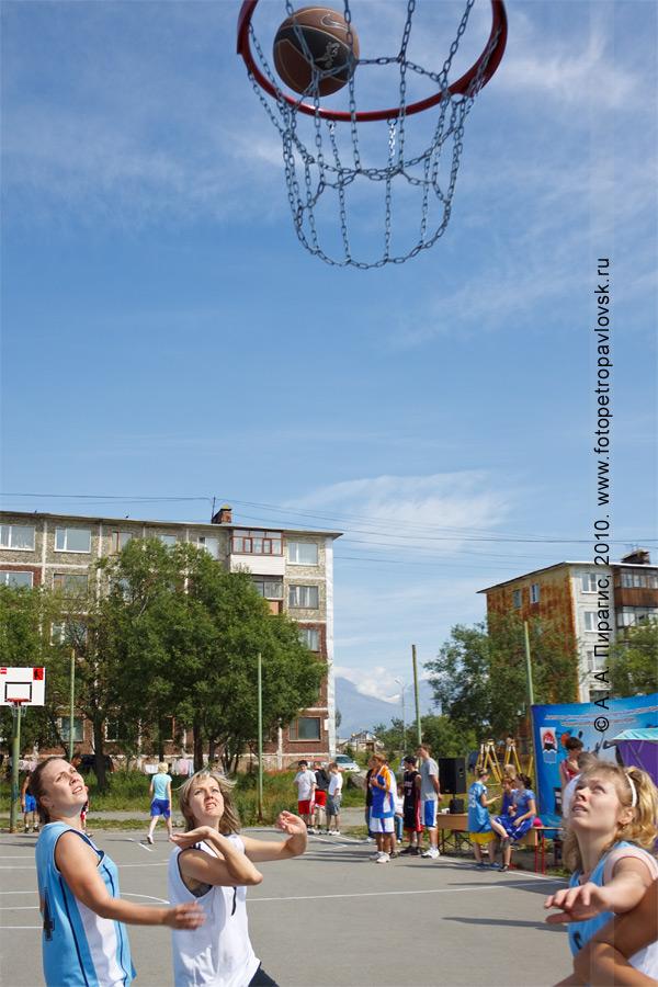 """Фотография: """"Камчатка. Стритбаскет"""" — первый кубок Камчатского края по уличному баскетболу (Петропавловск-Камчатский)"""