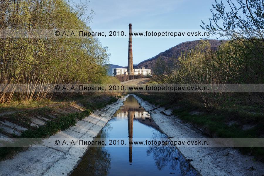 Фотография: Камчатская ТЭЦ-2 (Петропавловск-Камчатский)