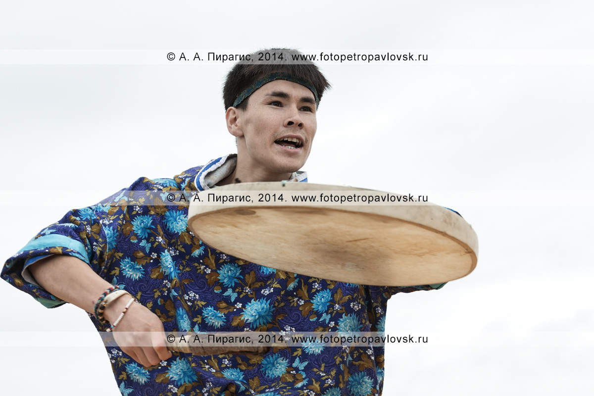 """Фотография: Корякский фольклорный ансамбль танца """"Ангт"""". Камчатка"""