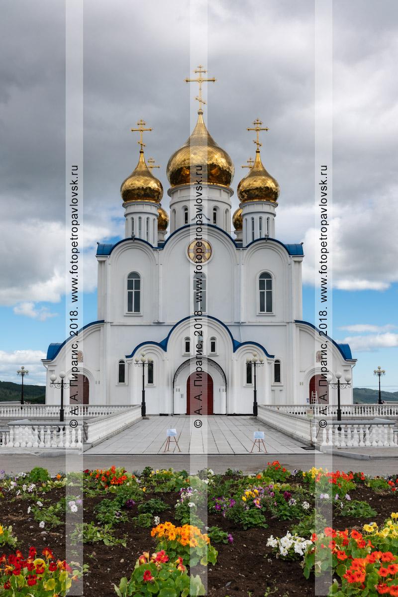 Фотография: Свято-Троицкий кафедральный собор Петропавловской и Камчатской епархии Русской православной церкви