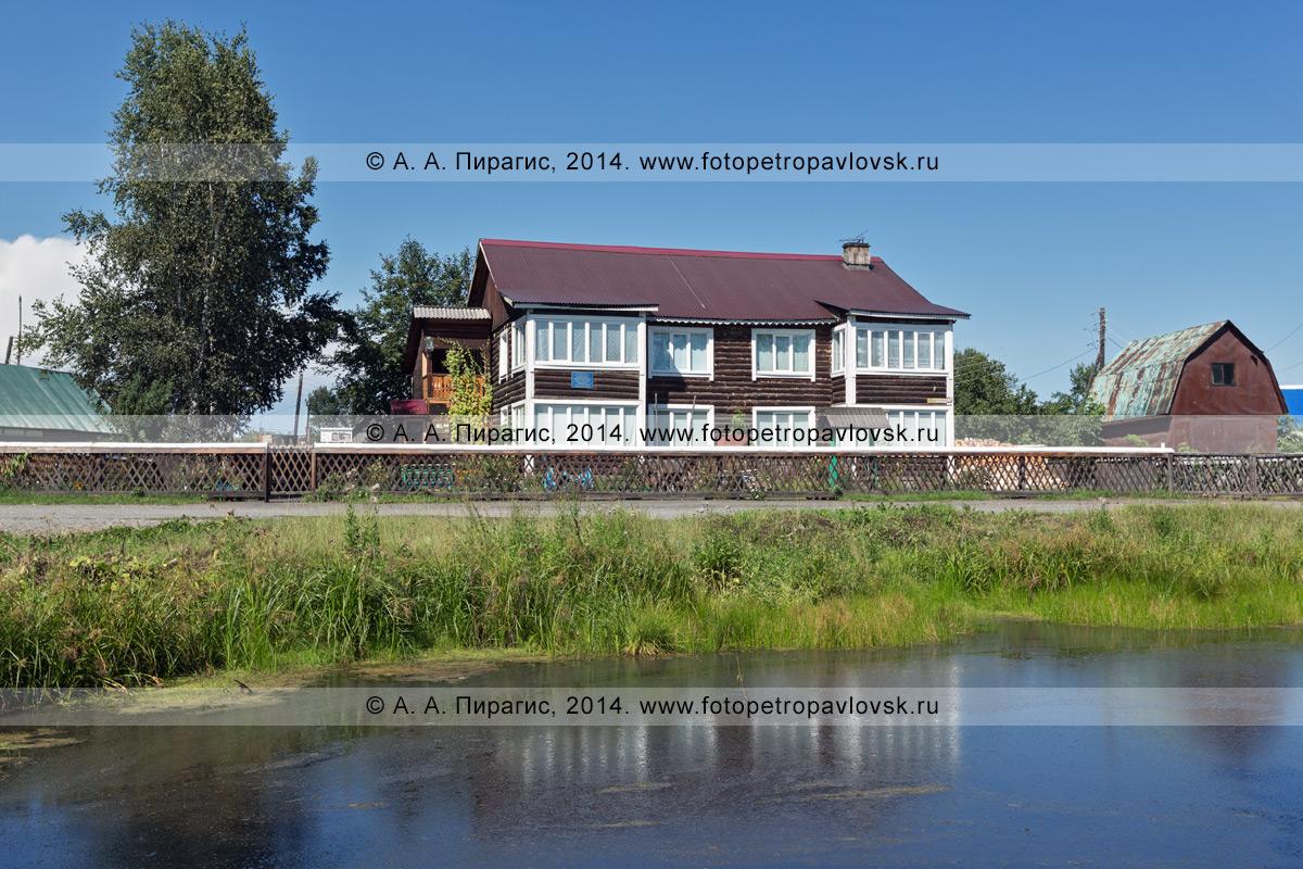 Фотография: Камчатский государственный объединенный музей, отдел в селе Мильково / Kamchatka state unified museum, Milkovo department
