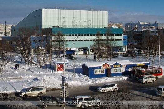 Фотография бассейна на 9-м километре в городе Петропавловске-Камчатском